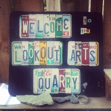 Lookout Arts Quarry, Bellingham WA